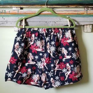 Pin-up Boxer Shorts